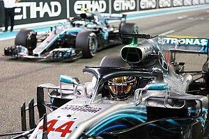 """Mercedes : Battre Hamilton, """"un défi de taille"""" pour Bottas"""