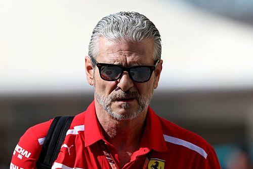 Arrivabene annyit tehet, hogy szurkol a Ferrarinak