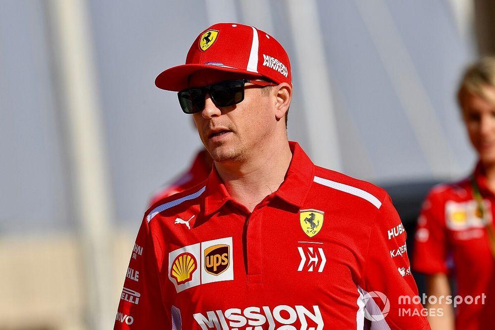 """Raikkonen's Ferrari exit a """"blow"""" to F1 - Wolff"""