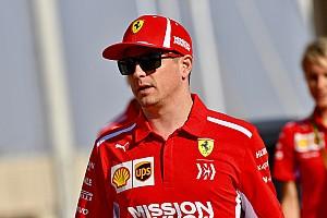 Ferrari dá de presente a Raikkonen carro de sua última vitória na F1