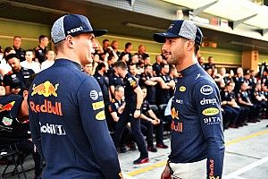 "Ricciardo denies Horner charge of ""running from a fight"""