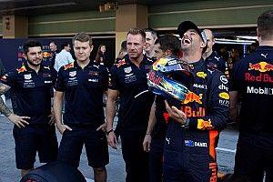 Daniel Ricciardo, egy fantasztikus karakter: búcsú a Red Bulltól (videó)