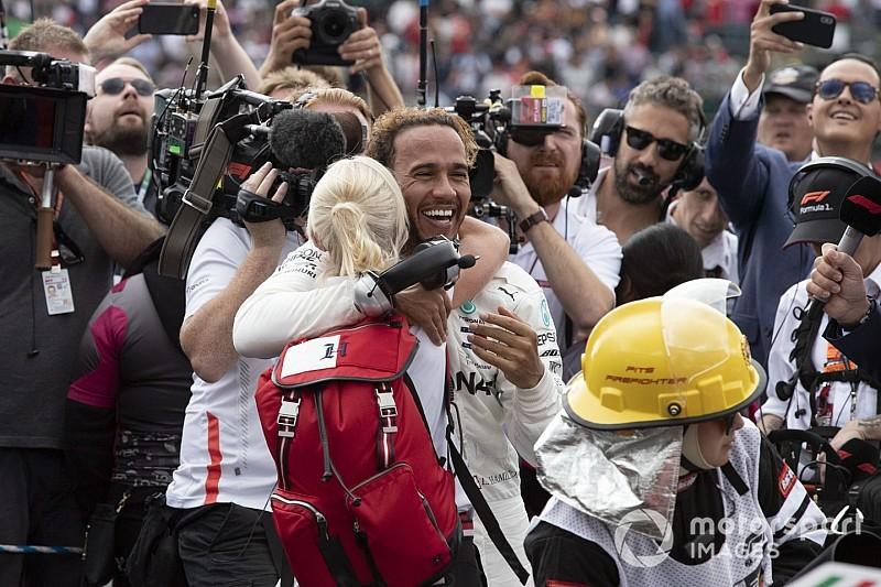 Prost: Hamilton'ı yenmek imkansızdı