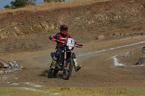 TVS secures National 2W Rally Championship title