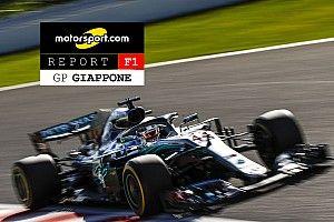 Motorsport Report: GP Giappone, Mercedes in festa, Ferrari in caduta libera?