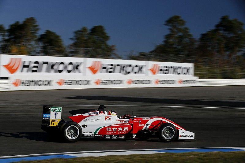 Zhou bate a Palou por la pole en el Hockenheimring
