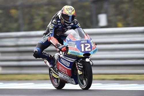 Moto3日本決勝:チェッカー直前の大激戦をベッツェッキが制す