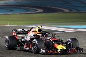 Verstappen: Araç pistin her yerinde kayıyordu