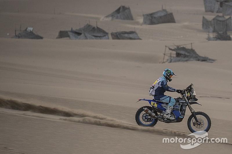 Al Attiyah y Van Beveren no dan respiro en la primera etapa del Merzouga 2019