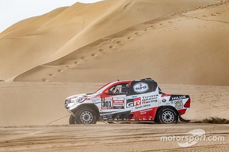 Le Dakar pense à la Jordanie et à l'Égypte