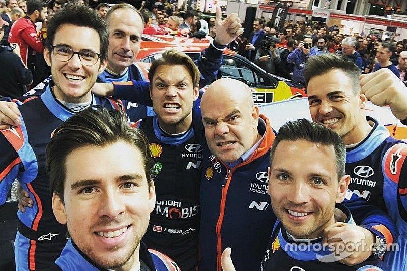 WRC: Hyundai ha svelato gli equipaggi per il Rally di Germania