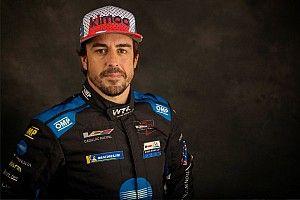 Alonso plus ambitieux pour les 24H de Daytona cette année