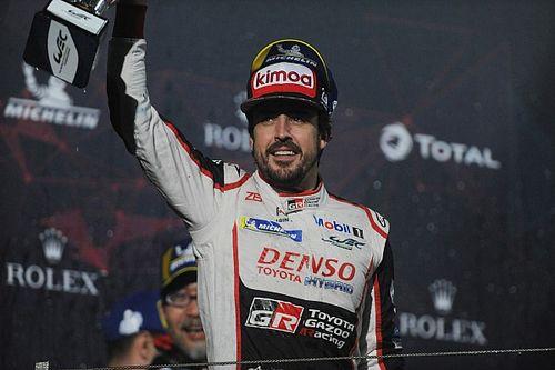 """Jordan Taylor hace """"entrevista"""" de trabajo a Fernando Alonso"""
