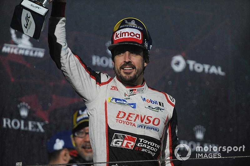 Kubica: as pessoas confundem ambição de Alonso com arrogância