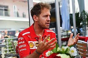 Vettel beberkan penyebab dirinya sering melintir