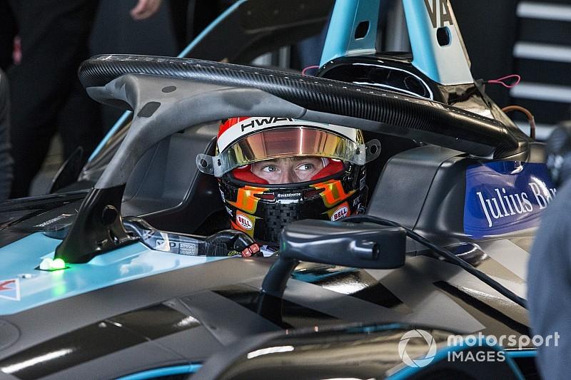 Wolff a appelé Vandoorne pour le projet Formule E