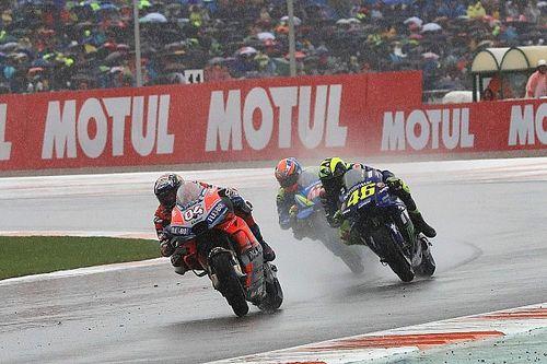 """Rossi: """"Si Yamaha quiere traer solo lo que pide Viñales, por mí perfecto"""""""