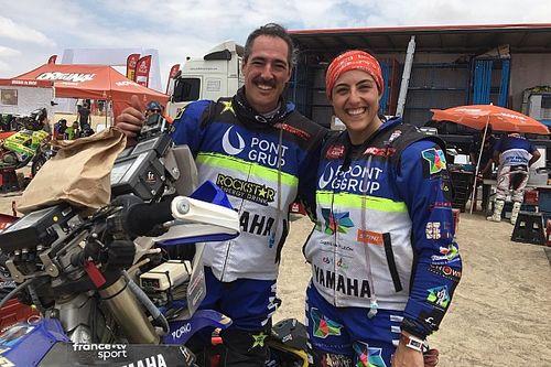 Vídeo: Sara García y Javi Vega, una pareja 'Original' en el Dakar