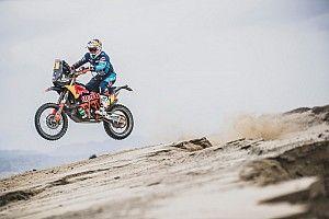 Dakar 2019: Walkner verschalkt Brabec op de valreep