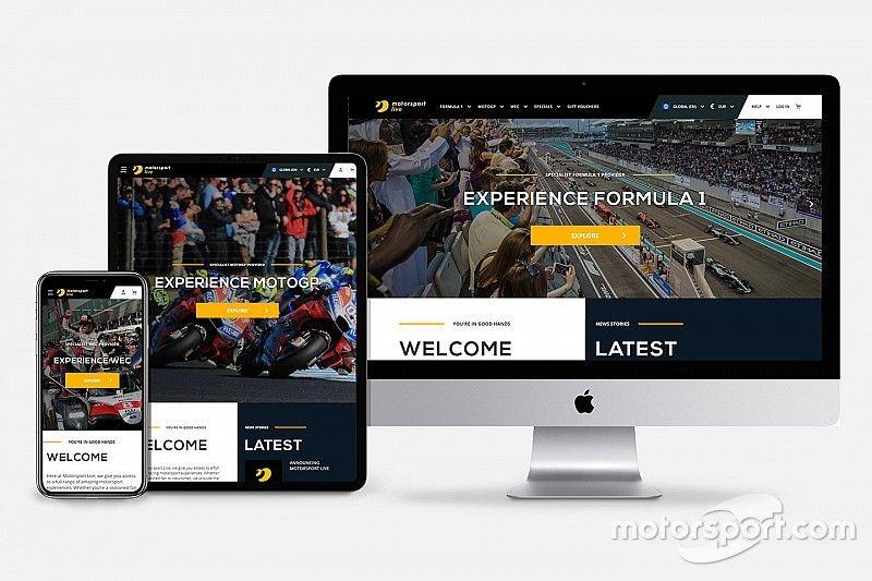 Motorsport Live, taraftarları aksiyona daha da yaklaştırıyor