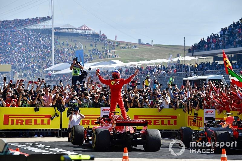 Болельщики назвали Гран При США лучшей гонкой прошедшего сезона Ф1
