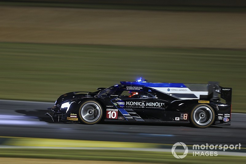 Petit Le Mans: Taylor takes command, drama for Corvette
