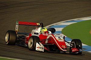 EK F3 Hockenheim: Schumacher nog geen kampioen na touché