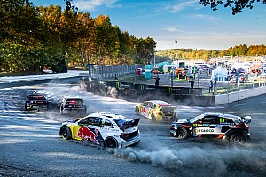 Proposal for World RX's electric switch fails key vote