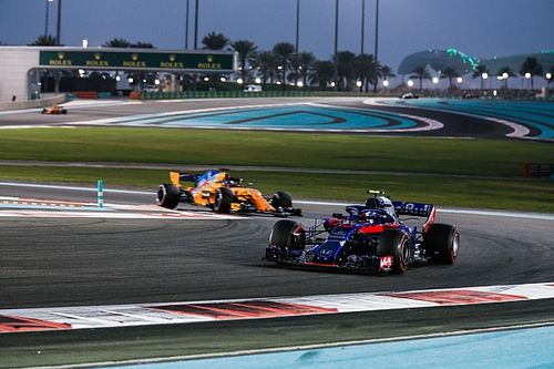 Toro Rosso: Ismét a Honda-motor fogott ki a csapaton