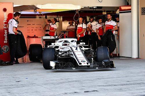 Comeback nach 17 Jahren: Kimi Räikkönen wieder im Sauber