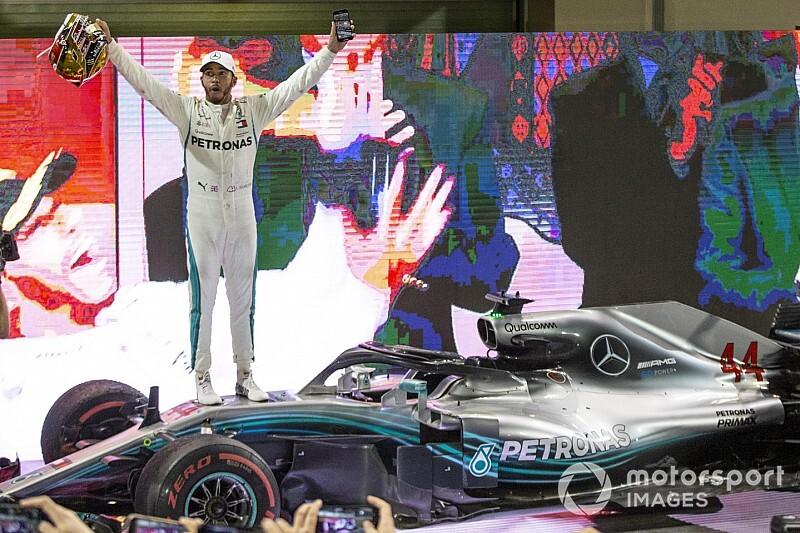 GALERIA: Relembre todos os vencedores do GP de Abu Dhabi de F1