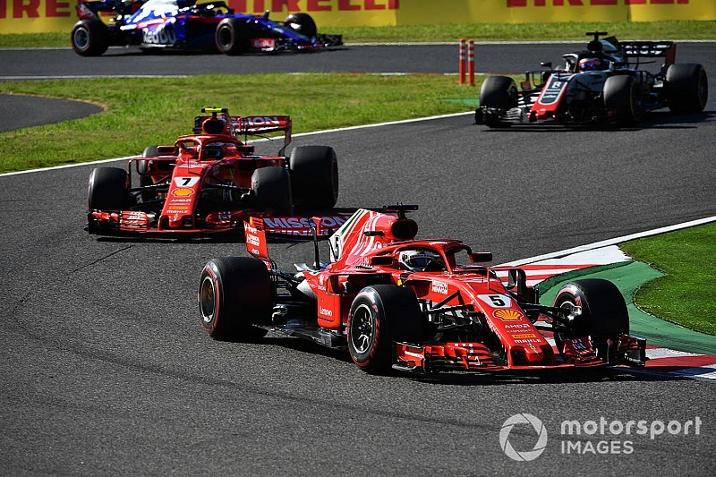 "Vettel: Ferrari must address missing pace in ""too many races"""