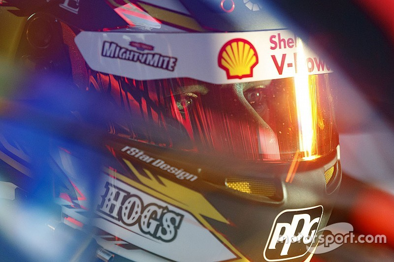 McLaughlin laughs off Bathurst boos