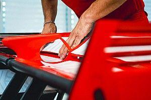 Ferrari correrá con una nueva decoración a partir del Gran Premio de Japón