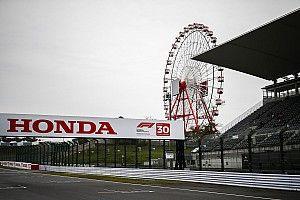 Csodálatosan fest a havas japán F1-es pálya! (képek)