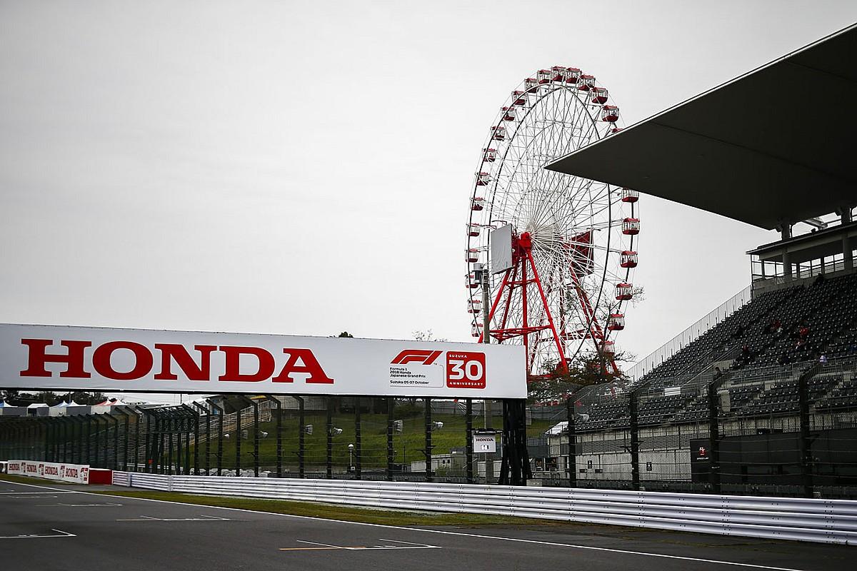 La FIA y F1 se preparan para cambios por el tifón Hagibis