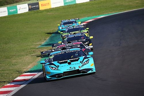 Lamborghini World Final: Hardwick becomes Am champion
