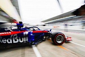 ホンダF1、最新PUの改善を確認「走り出しの感触は悪くない」