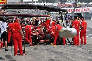 Hamilton tahu sejak awal Ferrari salah ambil keputusan di Q3