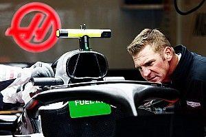 """NASCAR-Star trifft auf Formel-1-High-Tech: """"Es hat mich umgehauen!"""""""