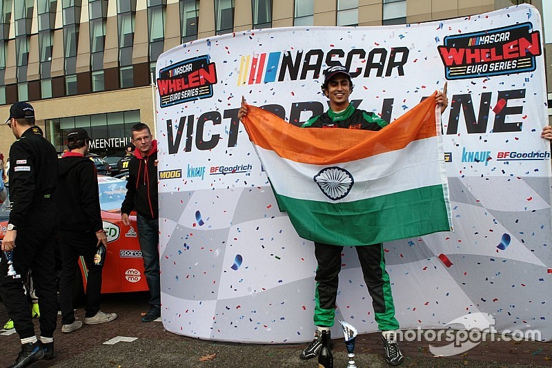 Deodhar to begin NASCAR Euro campaign in Spain