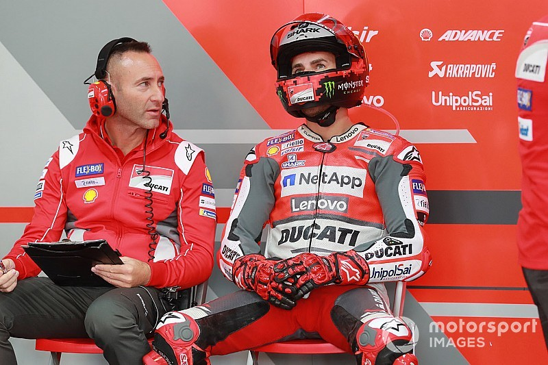 Lorenzo fears he won't recover in time for Phillip Island