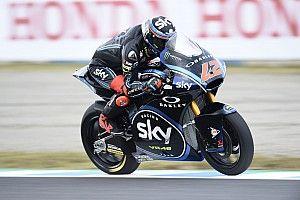 Bagnaia domina quali e é pole em Motegi pela Moto2