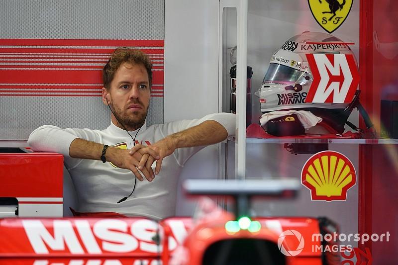 Ecclestone szerint a Ferrari hibája, hogy Vettel így teljesít
