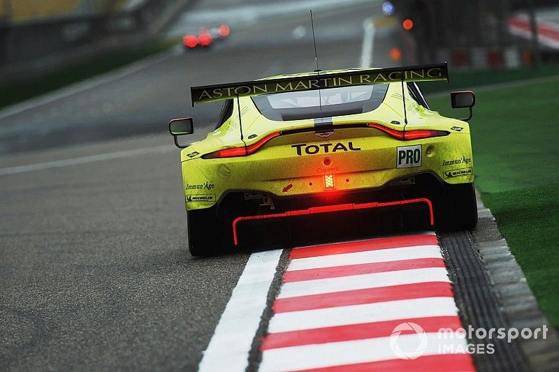 """Wait for first Vantage GTE win """"felt like 1000 years"""""""