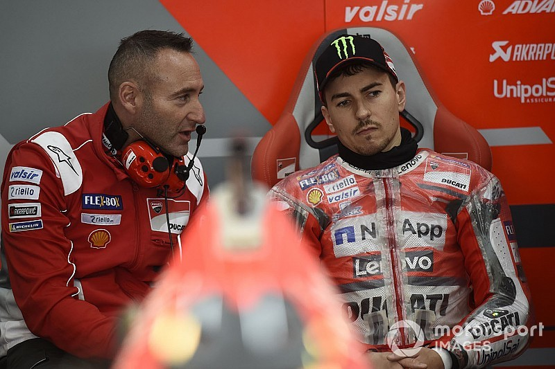 """Jorge Lorenzo gesteht: Stand nach Ducati-Aus """"sehr knapp vor Rücktritt"""""""