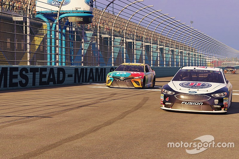 NASCAR Heat 3: Road to Miami field of nine set
