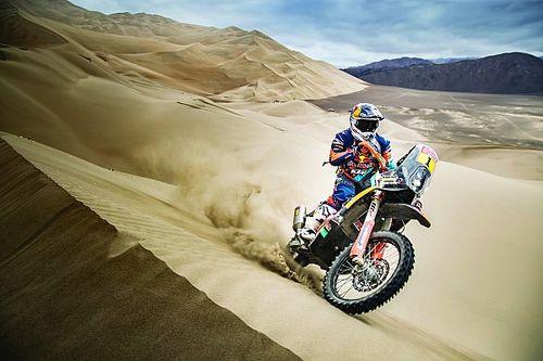 Dakar quer estar em três países em 2020