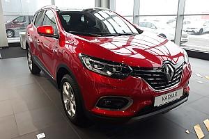 Renault Kadjar офіційно представлено в Україні