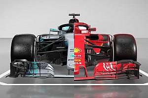 决定2018年F1世界冠军归属的技术性差异